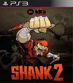 Shank 2 for PlayStation 3