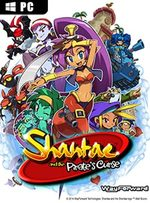 Shantae and the Pirate's Curse for PC