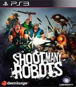 Shoot Many Robots for PlayStation 3