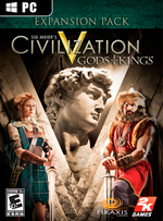 Sid Meier's Civilization V: Gods & Kings for PC