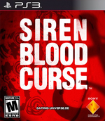 Siren: Blood Curse for PlayStation 3