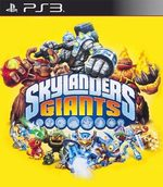 Skylanders Giants for PlayStation 3