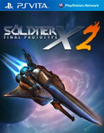 Soldner-X 2: Final Prototype for PS Vita