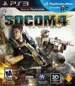 SOCOM 4: U.S. Navy SEALs for PlayStation 3