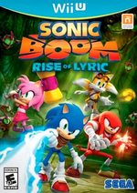 Sonic Boom: Rise of Lyric for Nintendo Wii U