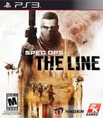 Spec Ops: The Line for PlayStation 3
