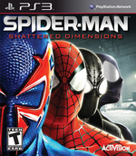 Spider-Man: Shattered Dimensions for PlayStation 3