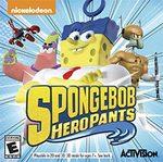 Spongebob Hero Pants The Game 2015 for Nintendo 3DS