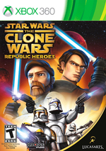 Star Wars: The Clone Wars – Republic Heroes for Xbox 360