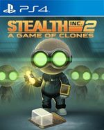 Stealth Inc 2: A Game of Clones for PlayStation 4