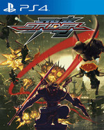 Strider for PlayStation 4