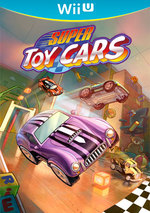 Super Toy Cars for Nintendo Wii U