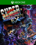Super Ultra Dead Rising 3 Arcade Remix Hyper Edition EX Plus Alpha for Xbox One