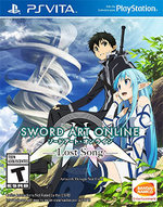 Sword Art Online: Lost Song for PS Vita