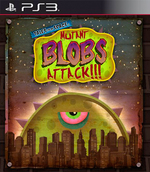 Tales from Space: Mutant Blobs Attack for PlayStation 3