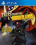 Tales from the Borderlands: Episode Five - The Vault of the Traveler for PlayStation 4