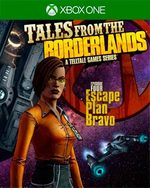 Tales from the Borderlands: Episode Four - Escape Plan Bravo for Xbox One