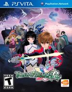 Tales of Hearts R for PS Vita