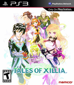 Tales of Xillia for PlayStation 3