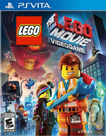 The LEGO Movie Videogame for PS Vita