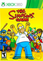 The Simpsons Game for Xbox 360