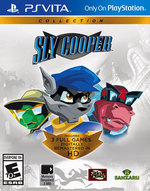 The Sly Collection for PS Vita