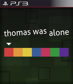 Thomas Was Alone for PlayStation 3