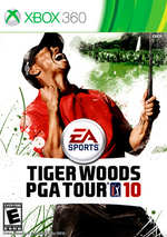 Tiger Woods PGA Tour 10 for Xbox 360