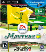 Tiger Woods PGA Tour 12: The Masters for PlayStation 3