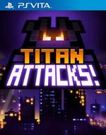 Titan Attacks! for PS Vita