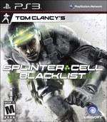 Tom Clancy's Splinter Cell Blacklist for PlayStation 3