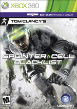 Tom Clancy's Splinter Cell Blacklist for Xbox 360