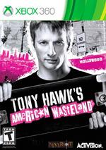 Tony Hawk's American Wasteland for Xbox 360