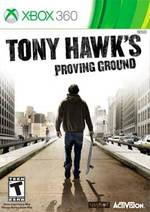 Tony Hawk's Proving Ground for Xbox 360