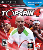 Top Spin 4 for PlayStation 3