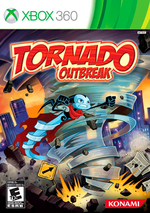 Tornado Outbreak for Xbox 360
