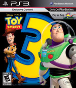 Toy Story 3: The Video Game for PlayStation 3