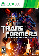 Transformers: Revenge of the Fallen for Xbox 360
