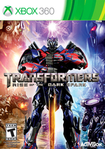 Transformers: Rise of the Dark Spark for Xbox 360