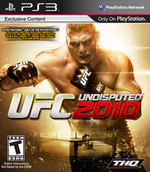 UFC Undisputed 2010 for PlayStation 3