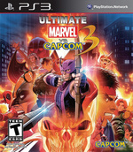 Ultimate Marvel vs. Capcom 3 for PlayStation 3