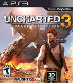 Uncharted 3: Drake's Deception for PlayStation 3