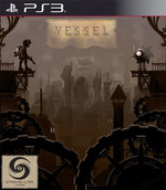 Vessel for PlayStation 3