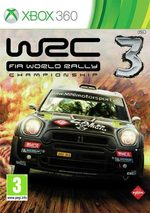 WRC 3: FIA World Rally Championship for Xbox 360