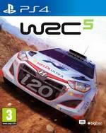WRC 5: FIA World Rally Championship for PlayStation 4