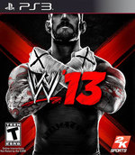 WWE '13 for PlayStation 3