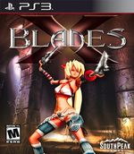 X-Blades for PlayStation 3