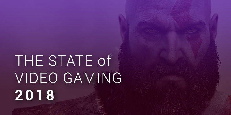 The State of Video Gaming: A 2018 Year-end Report