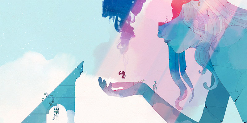 Meet Conrad Roset, the Artist Behind GRIS's Mesmerizing Visuals
