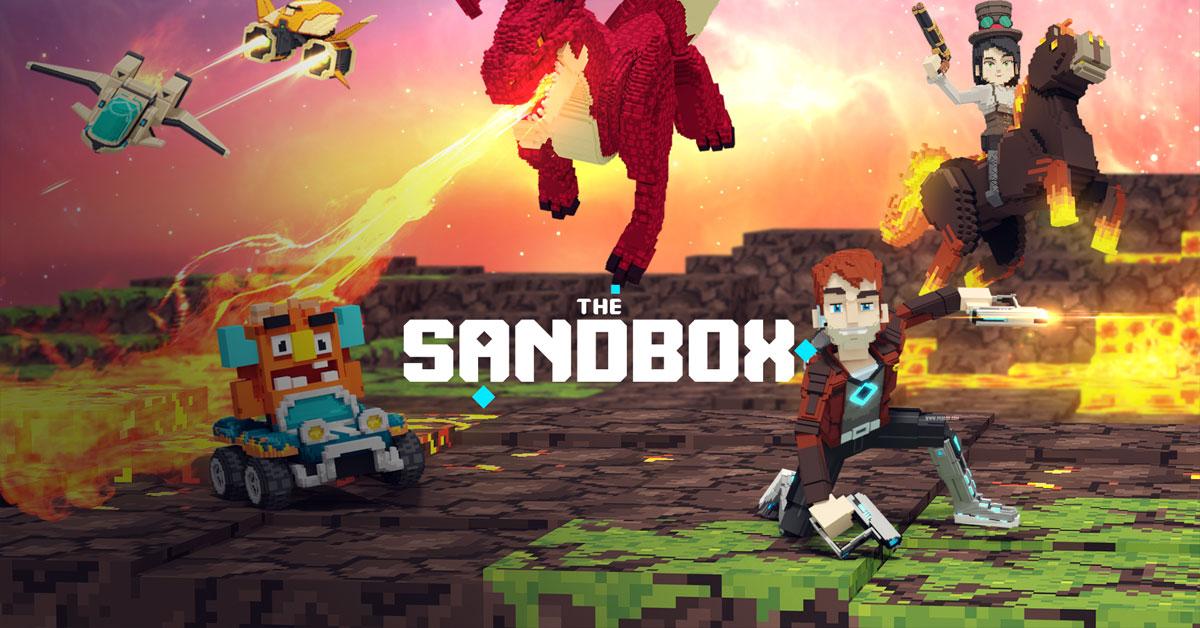 The Sandbox, a decentralized user-generated content platform